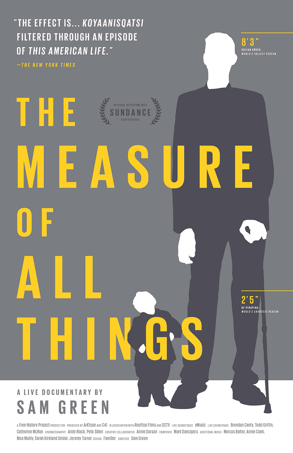 man is the measure of all things